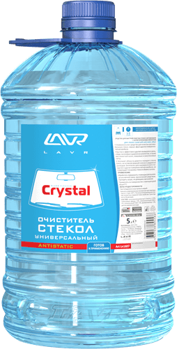 Glass Cleaner Crystal 5л Ln1607