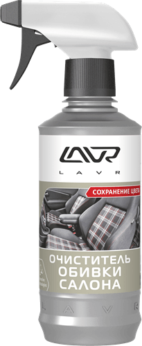 LAVR Cover Cleaner fresh foam 310млLn1400