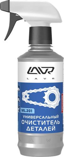 LAVR Universal Cleaner ML-201 330мл Ln1506