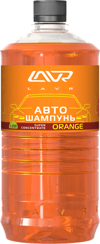 LAVR Auto Shampoo Super Concentrate, 1000мл Ln2297 - фото