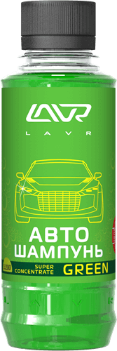LAVR Auto Shampoo Super Concentrate, 185мл Ln2263 - фото