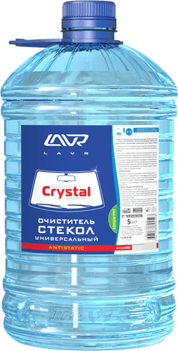 Кристалл концентрат 1:5 LAVR Glass Cleaner Crystal 5л Ln1608